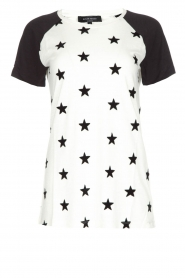 T-shirt Star | wit