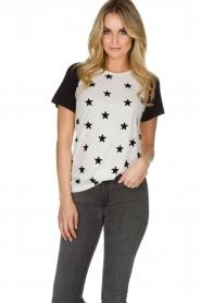 NIKKIE | T-shirt Star | wit  | Afbeelding 2