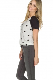 NIKKIE | T-shirt Star | wit  | Afbeelding 4