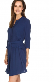Sessun |  Dress Adonia | blue  | Picture 4