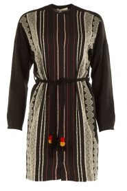 Sessun |  Dress Ayacucho | black  | Picture 1