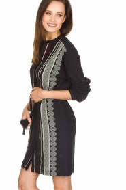 Sessun |  Dress Ayacucho | black  | Picture 4