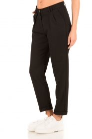 Sessun | Pantalon Mansfield | zwart  | Afbeelding 4