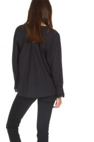 Leon & Harper |  Top Camomille | black  | Picture 5