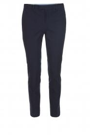 Leon & Harper | Pantalon Palmora | blauw  | Afbeelding 1