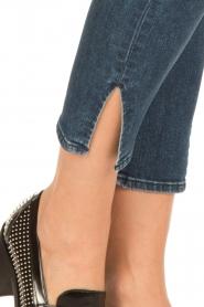 J brand | Skinny Jeans Alana | donkerblauw  | Afbeelding 5