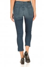 J brand | Skinny Jeans Alana | donkerblauw  | Afbeelding 4