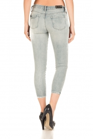 J brand |  Low waist skinny cropped | light blue  | Picture 5
