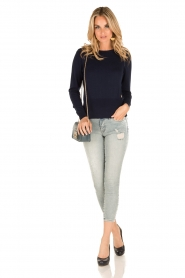 J brand |  Low waist skinny cropped | light blue  | Picture 3