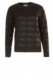Zoe Karssen |  Sweater Bat | black  | Picture 1
