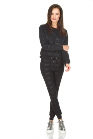 Zoe Karssen |  Sweater Bat | black  | Picture 3