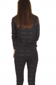 Zoe Karssen |  Sweater Bat | black  | Picture 5