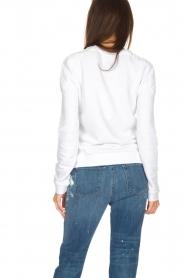Zoe Karssen | Sweater Lune | wit  | Afbeelding 5