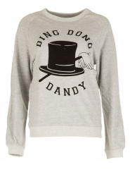 Zoe Karssen |  Sweater Ding Dong Dandy | grey  | Picture 1