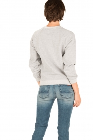 Zoe Karssen |  Sweater Ding Dong Dandy | grey  | Picture 5