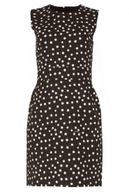 Essentiel Antwerp |  Dress Obtund | black & white  | Picture 1