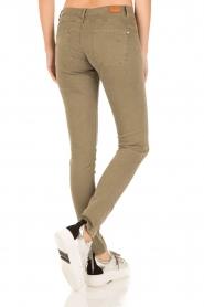 IKKS | Skinny jeans Peppa | groen  | Afbeelding 5