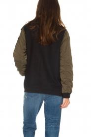 IKKS |  Biker jacket Mayce | black  | Picture 5