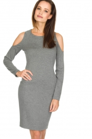 Set |  Dress Isabelle | grey  | Picture 2