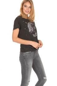 Set | T-shirt Moon | zwart  | Afbeelding 4