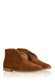 Maluo | Leren schoenen Dali | camel  | Afbeelding 3