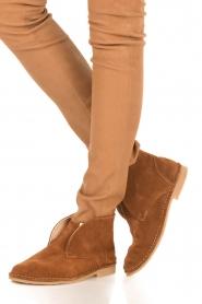Maluo | Leren schoenen Dali | camel  | Afbeelding 2