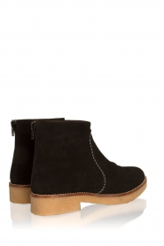 Maluo |  Suede ankle boots Playa | black  | Picture 5