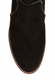 Maluo |  Suede ankle boots Playa | black  | Picture 6