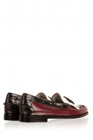 G.H. Bass & Co. |  Leather loafers Weejun Esther Kiltie | red  | Picture 4