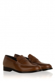 G.H. Bass & Co. |  Leather loafers Weejun Penny | brown  | Picture 4