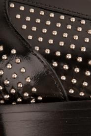 G.H. Bass & Co. | Leren loafers Weejun Penny Stud | zwart  | Afbeelding 7