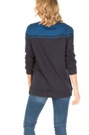 Atos Lombardini |  Sweater Blocking | blue   | Picture 5