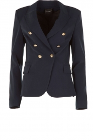 Blazer Feeling Blue | blauw