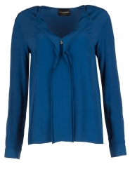 Atos Lombardini | Blouse Cloudy | blauw  | Afbeelding 1