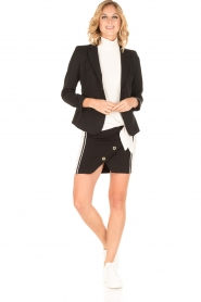 Atos Lombardini |  Skirt Given | black/white  | Picture 3
