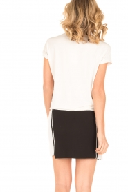 Atos Lombardini |  Skirt Given | black/white  | Picture 5