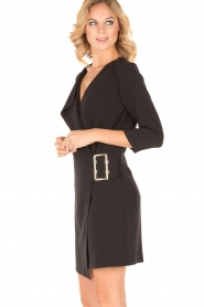 Atos Lombardini |  Dress Buckle | black   | Picture 4