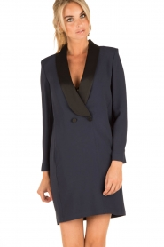 Atos Lombardini |  Dress Wendy | blue  | Picture 2