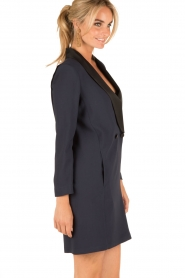 Atos Lombardini |  Dress Wendy | blue  | Picture 4