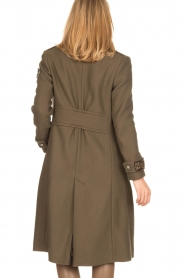 MASONS |  Coat Godivia | green  | Picture 5