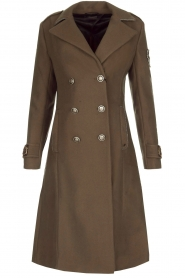 MASONS |  Coat Godivia | green  | Picture 1