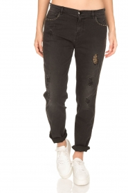 MASONS |  Jeans Andrea | black  | Picture 2