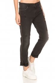 MASONS |  Jeans Andrea | black  | Picture 4