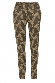Pantalon New York | groen