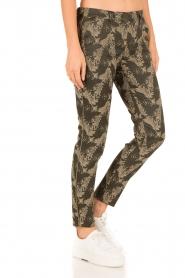 MASONS   Pantalon New York   groen    Afbeelding 4
