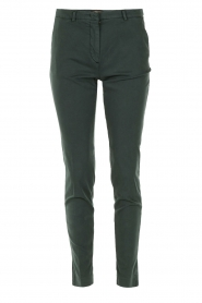 MASONS |  Pants New York | green  | Picture 1