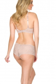 Hanro |  Lace soft bra cup Moments | pink  | Picture 4