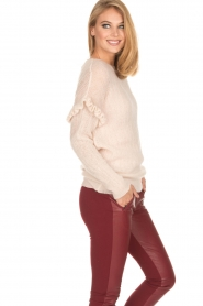 Aaiko |  Sweater Marcia | pink  | Picture 4