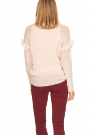 Aaiko |  Sweater Marcia | pink  | Picture 5