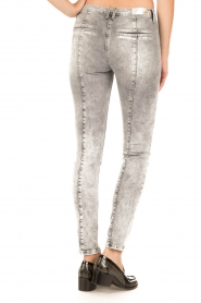 Patrizia Pepe |  Skinny jeans Bernice | grey   | Picture 5